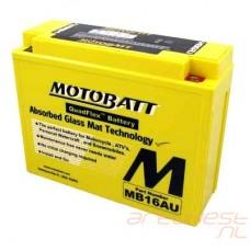Motobatt Accu MB16AU - 20,5 Ah
