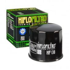 Hiflofiltro Oliefilter HF138 - Aprilia / Cagiva / Kawasaki / Suzuki