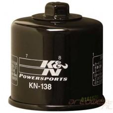 K&N Oliefilter KN-138
