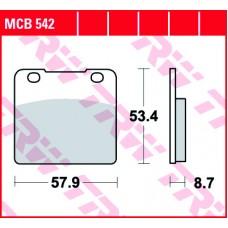 TRW Remblokken MCB542 LF