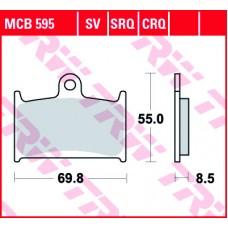 TRW Remblokken MCB595
