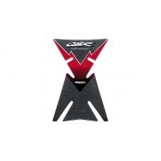 Tankpad - Harris - Honda CBR Rood