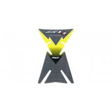 Tankpad - Harris - Suzuki GSX-R Geel