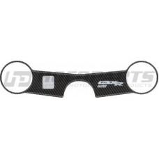 Kroonplaat Sticker Carbon - Suzuki GSX-R600